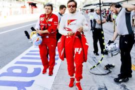 Alonso: «Nos ha faltado un pelín de competitividad, pero es lo que hay»