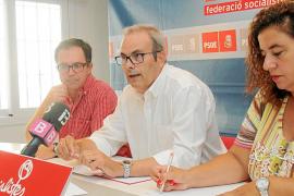 La FSE-PSOE admite conversaciones con Podemos de cara a las elecciones de 2015