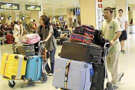El aeropuerto de Eivissa bate su récord de pasajeros en agosto con 1,2 millones