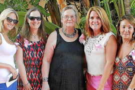 Velada contra el cáncer en Santa Ponça