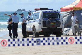 Un surfista muere tras ser atacado por un tiburón en Australia