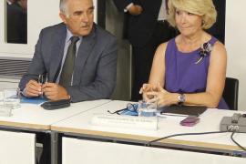 Aguirre, convencida de que hay intereses para apartarla de la política
