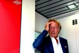 Montezemolo deja la presidencia de Ferrari y le sustituye Marchionne