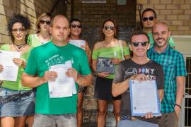 Más de 50 docentes de Eivissa se suman a la querella interpuesta contra Antoni Camps