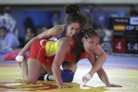 Karima Sánchez se queda a las puertas del bronce
