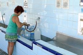 Las reservas hídricas de Eivissa se situaron en agosto en el 25%