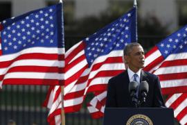 Obama inaugura los actos de conmemoración del 13 aniversario del 11-S