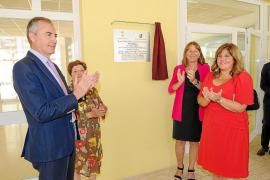 El nuevo colegio de Sa Bodega abre sus puertas con tres años de retraso