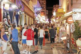Arrestado en Sant Antoni otro joven británico por tráfico de pastillas de éxtasis
