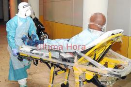IB-Salut descarta que el ciudadano nigeriano ingresado en Son Espases tenga ébola