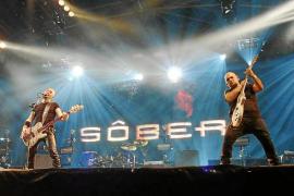 Sôber estrena el I AubarcRock Festival