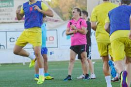 Piquero: «La afición del Formentera es la mejor del grupo»