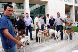 Los criadores de podencos denuncian la intromisión de la Federación en las pruebas caninas
