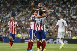 El Atlético gana en el Bernabéu y convierte en sueños sus antiguas pesadillas