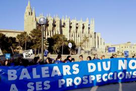 Plataformas antiprospecciones exigen «contundencia y beligerancia» al Govern contra los sondeos petrolíferos