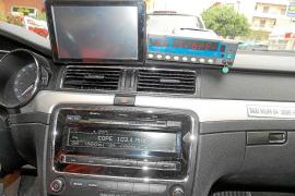 Vila da una prórroga a los taxistas para solventar las deficiencias con el GPS