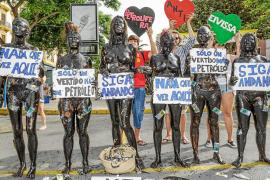 Arte contra el petróleo