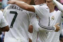 El Real Madrid se da un festín en Riazor