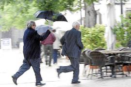 Las Pitiüses registran sólo nueve litros de lluvia por m2 en los últimos cuatro meses