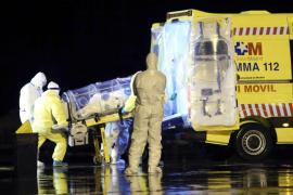 El religioso infectado de ébola está grave
