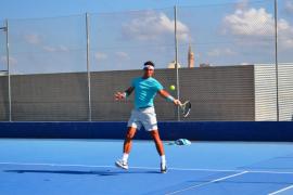 Nadal cede su sitio a Federer en la Liga Internacional de Tenis