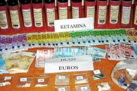 La Audiencia juzga en Palma a seis personas arrestadas en Eivissa por tráfico de drogas