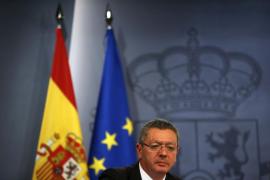 Gallardón anuncia su dimisión como ministro y abandona la política