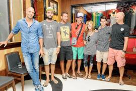 La Vuelta a Ibiza reúne a 35 palistas de media Europa