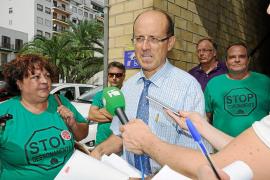 El juez decano de Eivissa tiende la mano a los afectados por la hipoteca