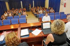 Los directores piden consenso y los docentes, la dimisión de Bauzá y Camps