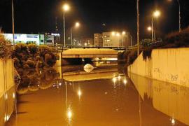 Las fuertes lluvias provocan el caos