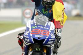 Lorenzo: «Es una de las mejores carreras de mi trayectoria»