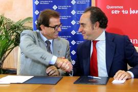 El Santander y la UIB crean la cátedra de Innovación y Transferencia del Conocimiento