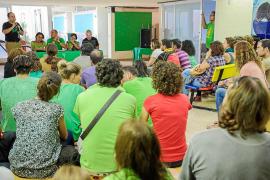 Los docentes de Eivissa dejan en manos de los centros la aplicación del TIL