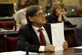 Thomàs lamenta que Balears continúe «a la cola de la inversión por habitante»