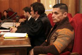 Baptista, condenado por homicidio, es juzgado por golpear a un preso en la cárcel de Palma