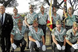 XCIV aniversario de la fundación de La Legión Española