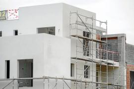 Las Pitiüses lideran en Balears la inversión en construcción con un aumento del 54,6%