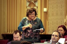 Esperança Marí lamenta que el PP rechace crear un cuerpo propio de auxiliares de conversación