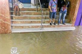 Vila proyecta reformas valoradas en 14 millones de euros para evitar las inundaciones