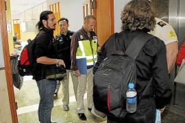 La policía no se explica como se entró una cámara durante la declaración de la Infanta