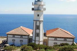 Autoritat Portuària recibe una petición para crear un hotel en el faro de Tagomago