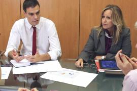 Pedro Sánchez cobra al mes 4.443,7 euros netos del Congreso