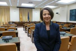 Sofía Hernanz cobra del Congreso 5.205€ mensuales y 1.023 del Ayuntamiento de Vila