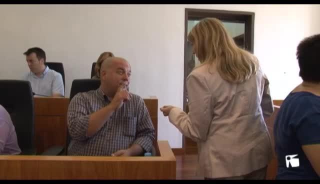 Rodrigo, el concejal  más activo de la 'banda del salami'