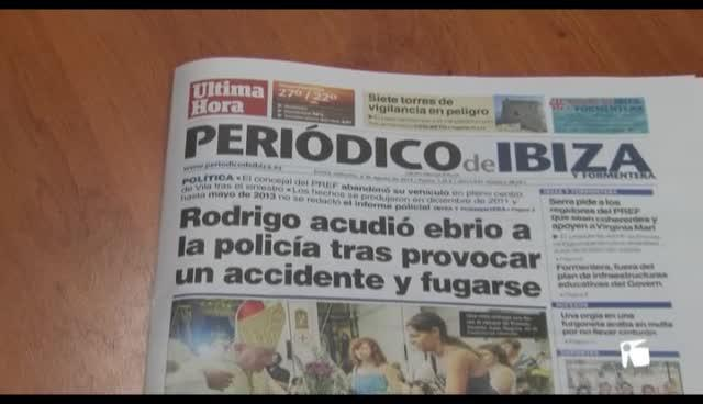VÍDEO: Rechazada la denuncia de Rodrigo por sacar a la luz el informe sobre su accidente