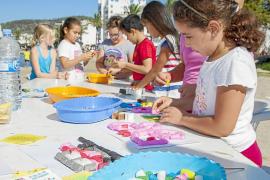 Creatividad infantil para el October Festival