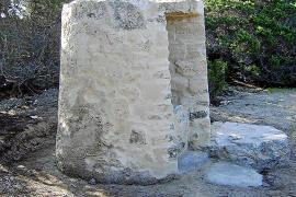 El pou de Ses Rates, en Formentera, estrena imagen