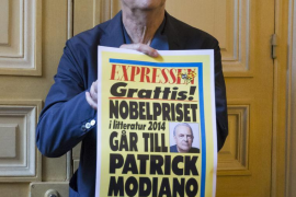 Patrick Modiano, Nobel de Literatura 2014