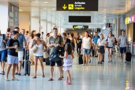 El Aeropuerto de Eivissa bate récord de pasajeros en septiembre, con un incremento del 9,5%